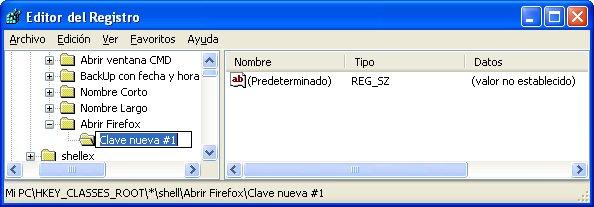 Abrir Firefox